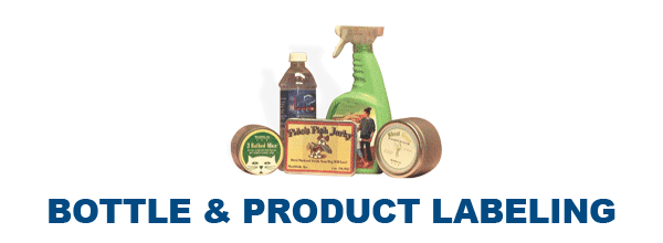 Bottle Product and Labeling