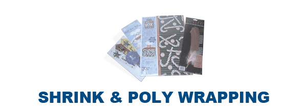 Shrink and Poly Wrapping